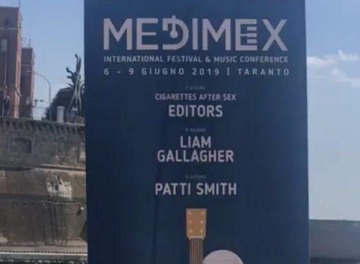 Liam Gallagher a Taranto, suonerà al Medimex