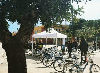 Mobilità sostenibile, bike sharing a Statte