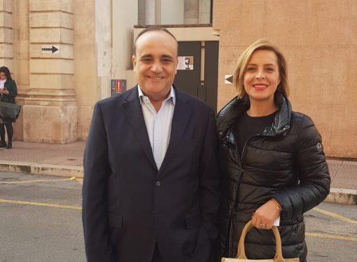 MarTa, castello e città vecchia, il ministro a Taranto come un turista