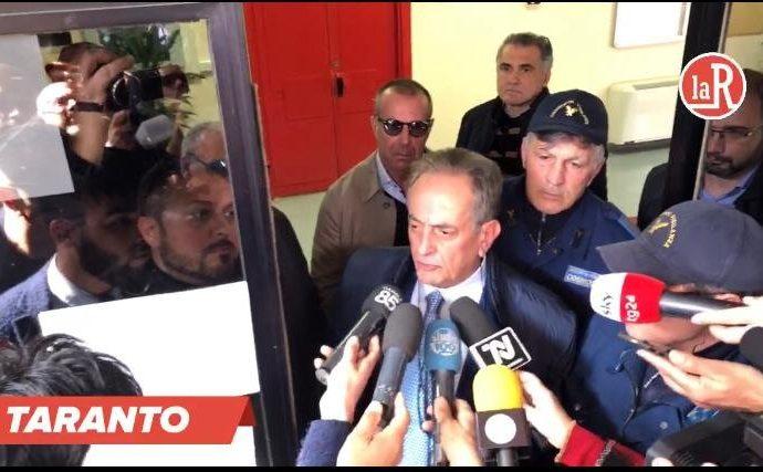 Taranto, arrestato il procuratore capo Carlo Maria Capristo