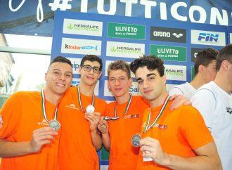 Nuoto: Luccarelli e Matacchiera, doppio orgoglio per Taranto