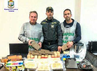Maxi sequestro di eroina in provincia di Taranto