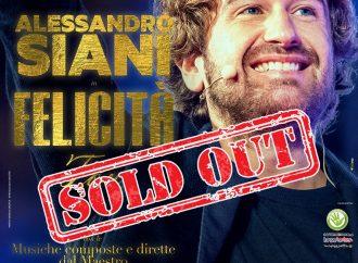 """Teatro Orfeo esaurito per Siani <span class=""""dashicons dashicons-calendar""""></span>"""