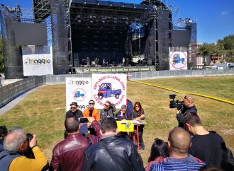 Riondino: chi ignora l'Unomaggio Taranto non fa una bella figura