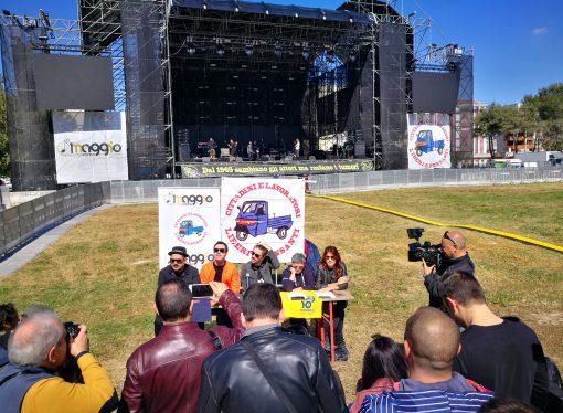 Unomaggio Taranto senza musica ma solidale e aperto al dibattito su quanto accade: il programma