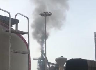 Taranto, densa fumata nera da Afo4. La denuncia di Battista