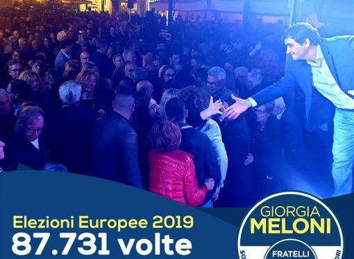 Fitto svolta a destra e torna a Bruxelles