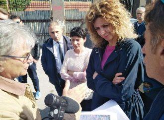 Barbara Lezzi venerdì a Crispiano