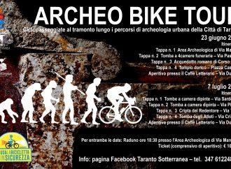 """Taranto, ecco Archeo Bike Tour: cultura, mobilità sostenibile, convivialità <span class=""""dashicons dashicons-calendar""""></span>"""