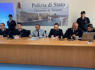 """Taranto e provincia al setaccio. Il questore lancia """"Comunità più sicure"""""""
