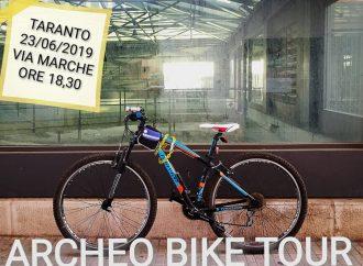 "Taranto, domenica sera il primo ""Archeo Bike Tour"" <span class=""dashicons dashicons-calendar""></span>"