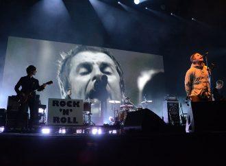 Liam Gallagher, il live raccontato sotto il palco