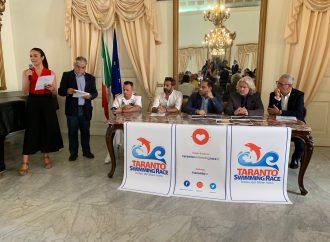Taranto Swimming Race, spettacolare gara di nuoto tra i due mari