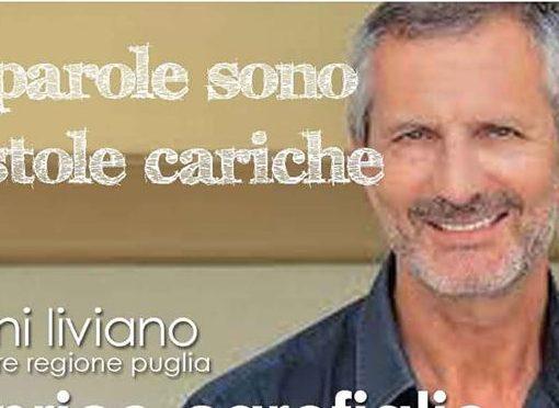 """Carofiglio al molo Sant'Eligio con un carico di parole <span class=""""dashicons dashicons-calendar""""></span>"""