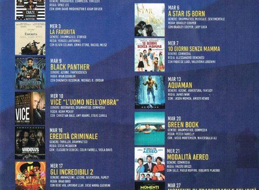 """Cinema all'aperto, i cartelloni estivi <span class=""""dashicons dashicons-calendar""""></span>"""
