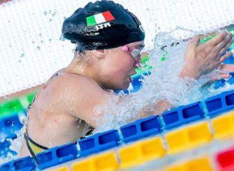 Pilato, top mondiale del nuoto giovanile
