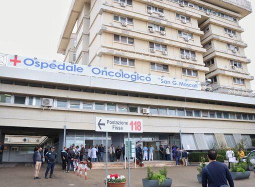 Covid: ospedale Moscati, ecco i numeri dei ricoveri per reparto
