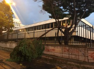 Maltempo, tribunale di Taranto chiuso al pubblico