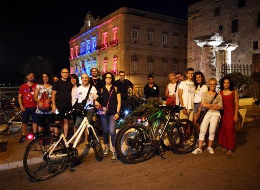 Le meraviglie di Taranto in bicicletta. Torna Archeo Bike Tour [VIDEO]