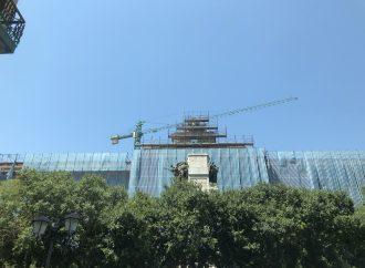 Palazzo Uffici, il cantiere sta per riaprire. L'Archita in futuro dovrà avere il suo spazio
