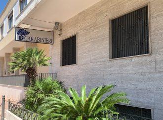 Autocarrozzeria abusiva scoperta dai Carabinieri