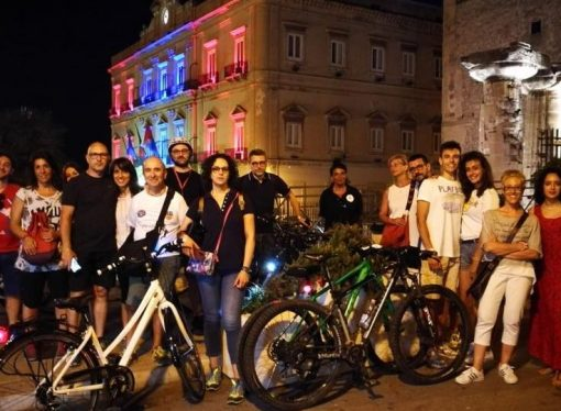 Torna Archeo Bike Tour, in bici tra i siti archeologici