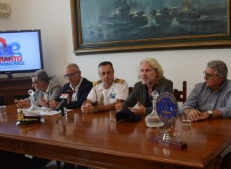 Anche Benny Pilato alla Taranto Swimming Race