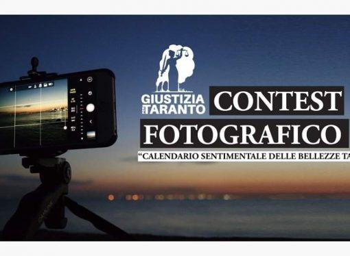 Giustizia per Taranto, contest fotografico per il calendario 2020