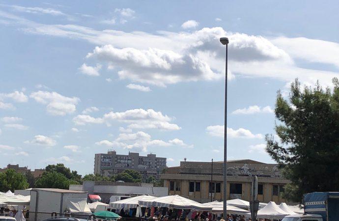 Taranto, una mozione per riaprire il mercatino delle pulci