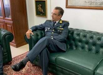 Il nuovo Comandante della GdF: Taranto, realtà complessa e impegnativa