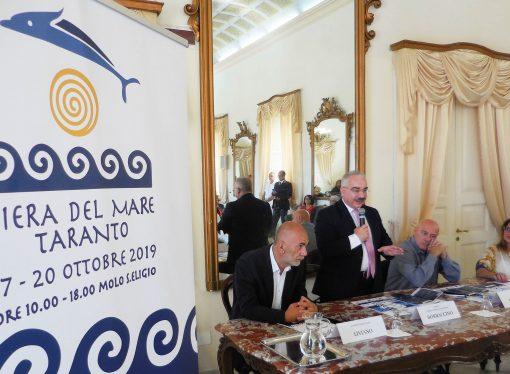 Taranto, ritorna la Fiera del Mare