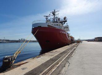 Ocean Viking, sit in di benevenuto. FdI: a Taranto già troppe tensioni