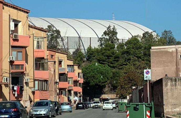Taranto: polveri e barriere. La metafora di via Lisippo