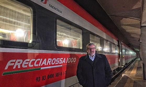 """""""Frecciarossa soppresso, Emiliano ci spieghi"""". La richiesta bypartisan in Regione"""
