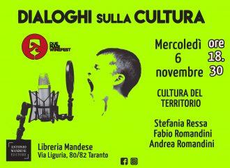 """Dialoghi sulla cultura, l'autunno targato Mandese <span class=""""dashicons dashicons-calendar""""></span>"""