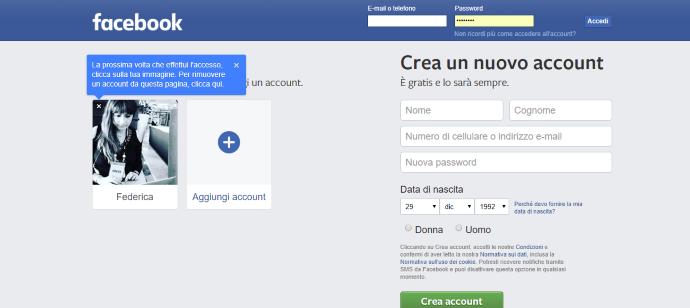 Vuoi aprire un profilo social? Prima il documento. La proposta di legge
