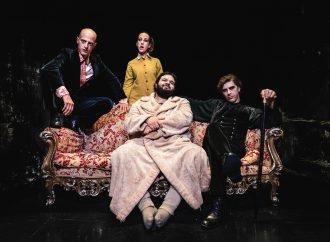 """Il Maestro e Margherita, Riondino """"diabolico"""" sul palco dell'Orfeo <span class=""""dashicons dashicons-calendar""""></span>"""