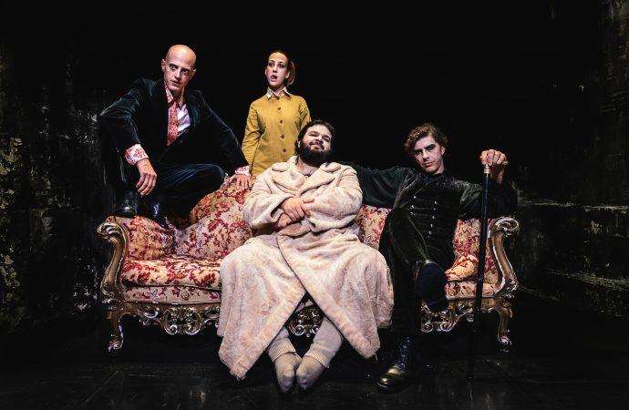"""Il Maestro e Margherita, Riondino """"diabolico"""" sul palco dell'Orfeo"""