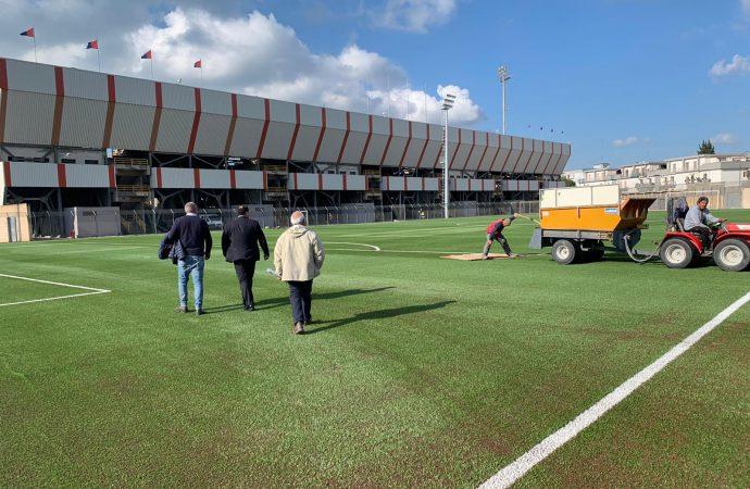 """E il Taranto """"debutta"""" sul nuovo campo B… che sarà di tutti"""