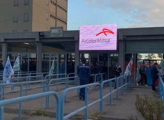 Arcelor Mittal, nuova cassa integrazione a Taranto