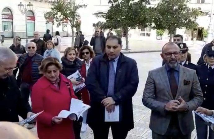 """""""Questo non è amore"""", anche a Taranto la campagna della Polizia di Stato [VIDEO]"""