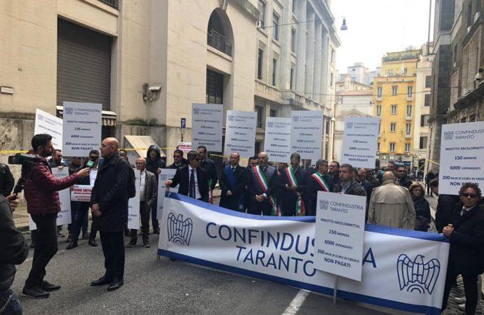 ArcelorMittal, appalto nel caos a Taranto