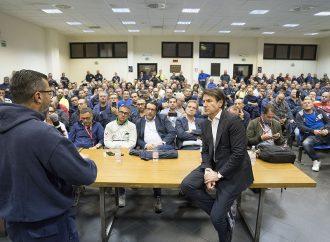 Fim, Fiom, Uilm chiedono un incontro e risposte sull'ex Ilva di Taranto