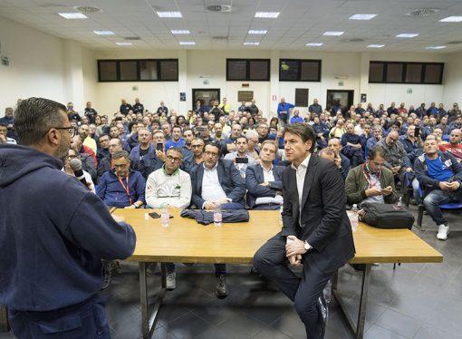 Taranto diserta il Tavolo istituzionale. Turco: troppi ritardi e contenziosi