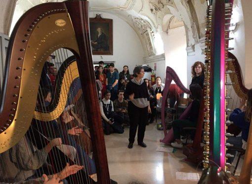 """Arpa Jazz, la masterclass si chiude nel Salone degli Specchi <span class=""""dashicons dashicons-calendar""""></span>"""