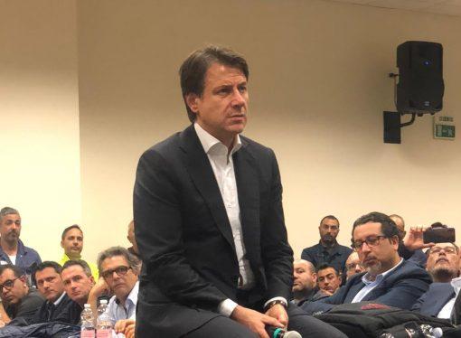 Melucci-Conte, scontro a distanza sul futuro dell'Ilva di Taranto