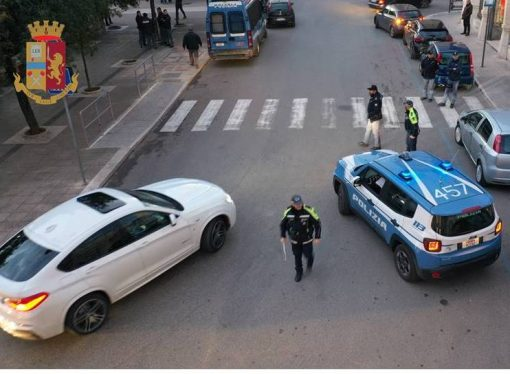 """Operazione """"comunità sicure"""", Questura e Polizia Locale in azione a Taranto e Massafra"""