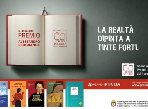 Premio Alessandro Leogrande, a marzo la premiazione a Taranto