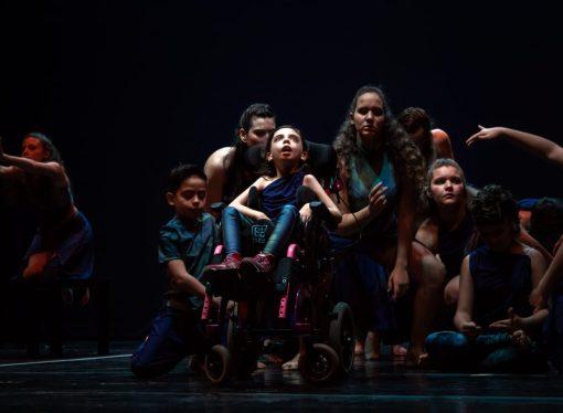 """""""GUARDAMI"""". La danza inclusiva va in scena al TaTà"""