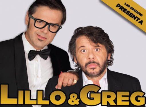 """Lillo e Greg al teatro Orfeo di Taranto con """"Gagmen"""" <span class=""""dashicons dashicons-calendar""""></span>"""